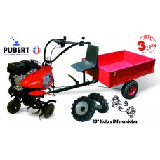 PUBERT SET5 s vozíkem VARIO P