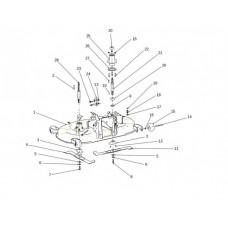 Střižný kolík - pozice 12