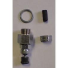 Dekompresní ventil - manuální